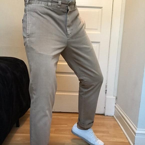 2edd67b35a3f8 Polo Ralph Lauren GI Slim Khaki Twill Chino Pants.  M 5acce78e3800c5a7a10da3c6